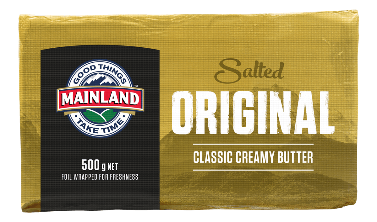 Mainland Natural Butter