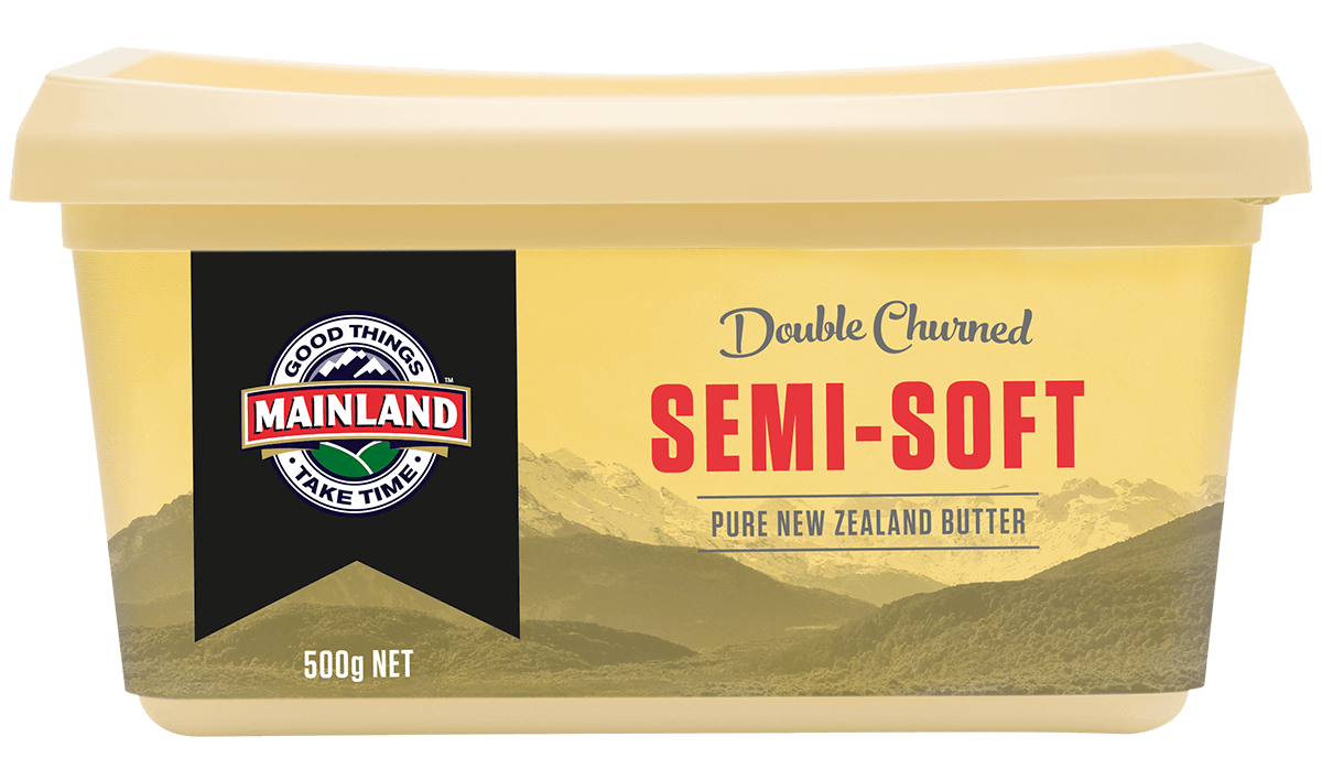 Mainland Semi-Soft Butter