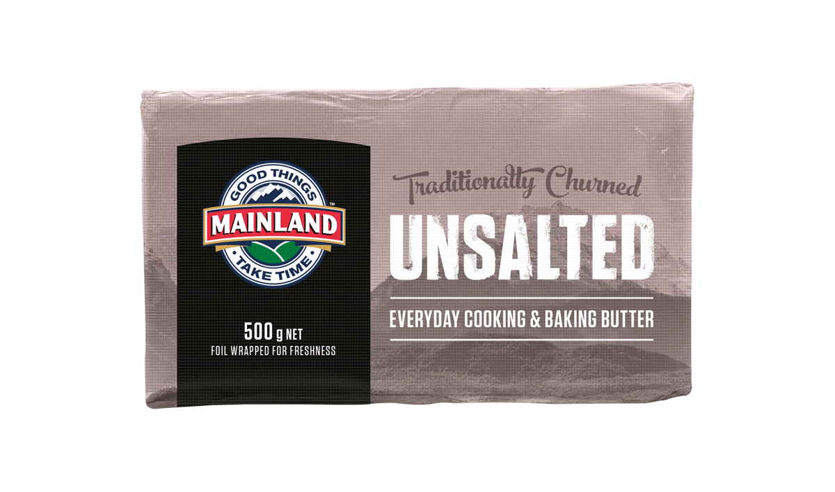 Mainland Natural Butter Unsalted