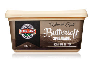 Mainland Reduced Salt Buttersoft