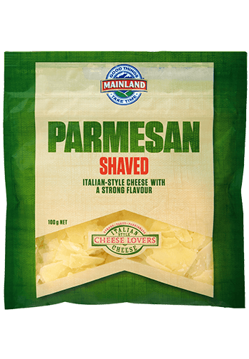 Mainland Parmesan Cheese Shavings
