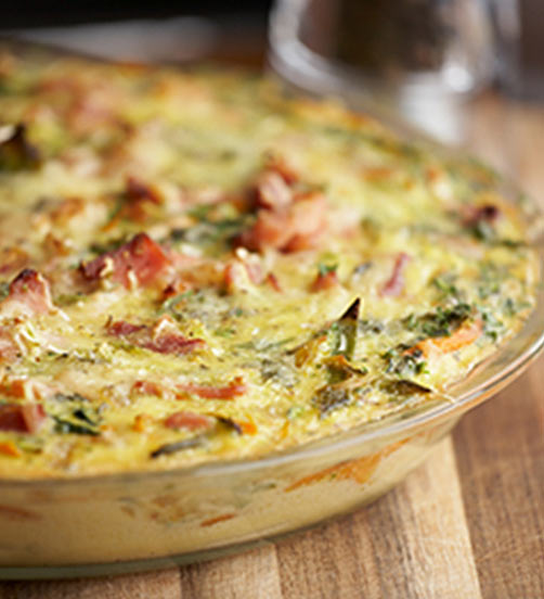 Impossible to fail quiche