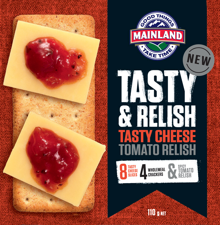 Mainland Tasty Cheese Snacking