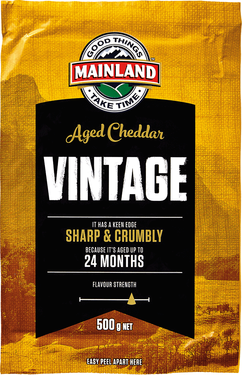 Mainland Vintage Cheese Block