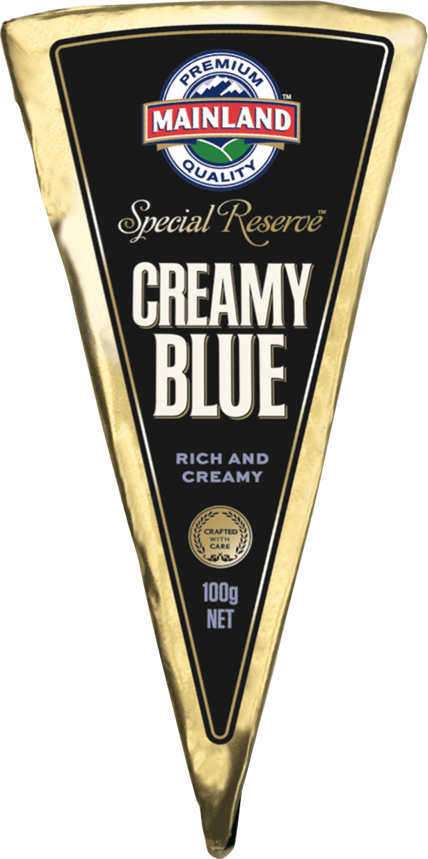Mainland Special Reserve Creamy Blue Speciality Cheese
