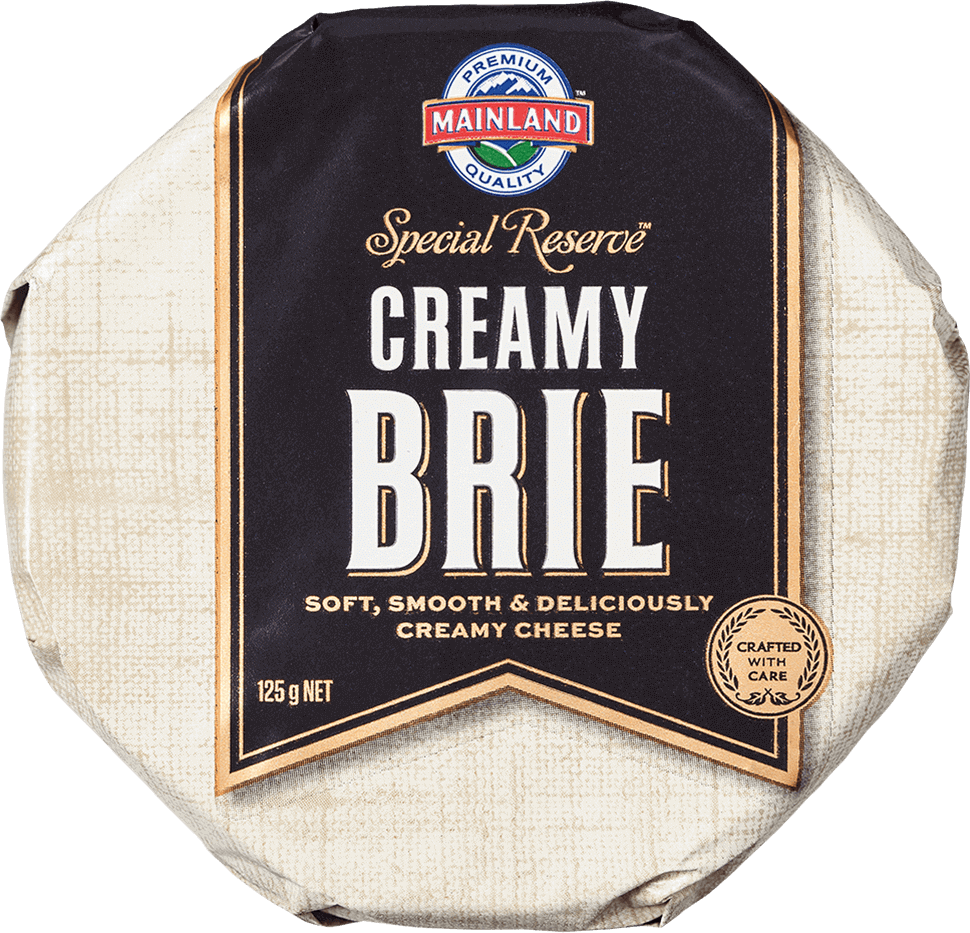 Mainland Special Reserve Brie Speciality Cheese