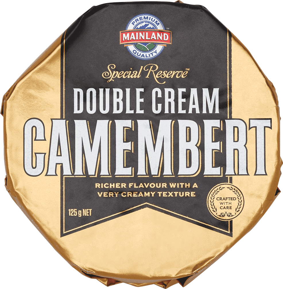 Mainland Special Reserve Double Cream Camembert Specialty Cheese