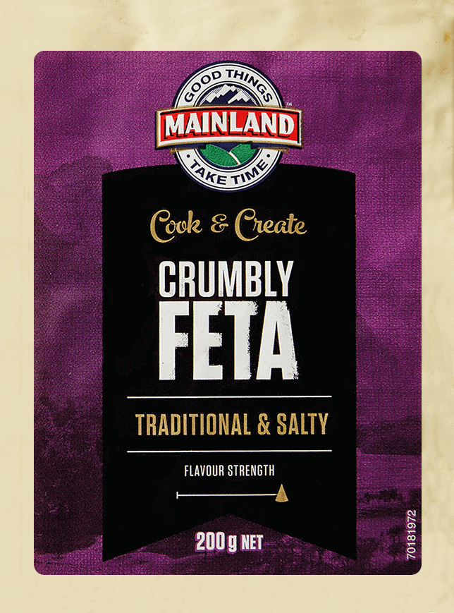 Mainland Traditional Crumbly Feta Cheese