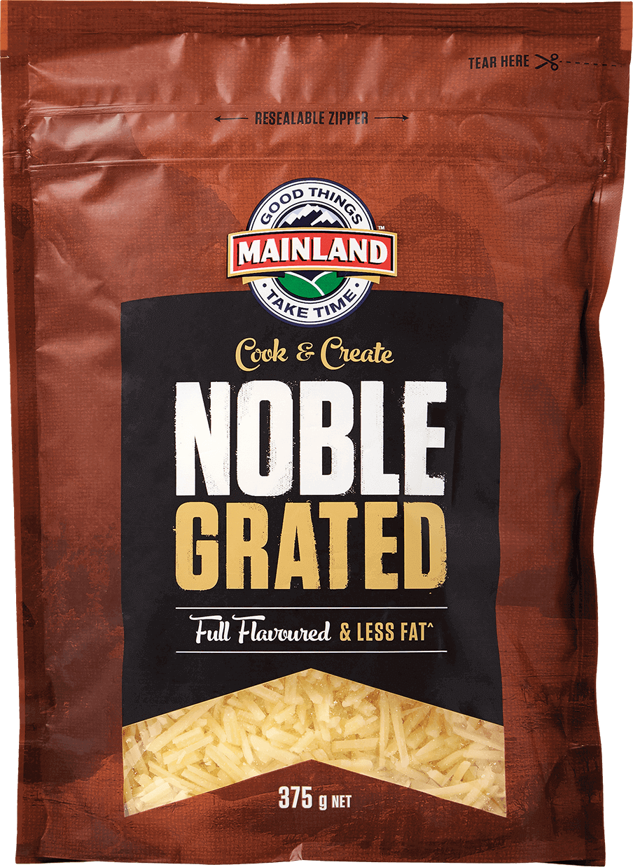 Mainland Noble Cheese Grated