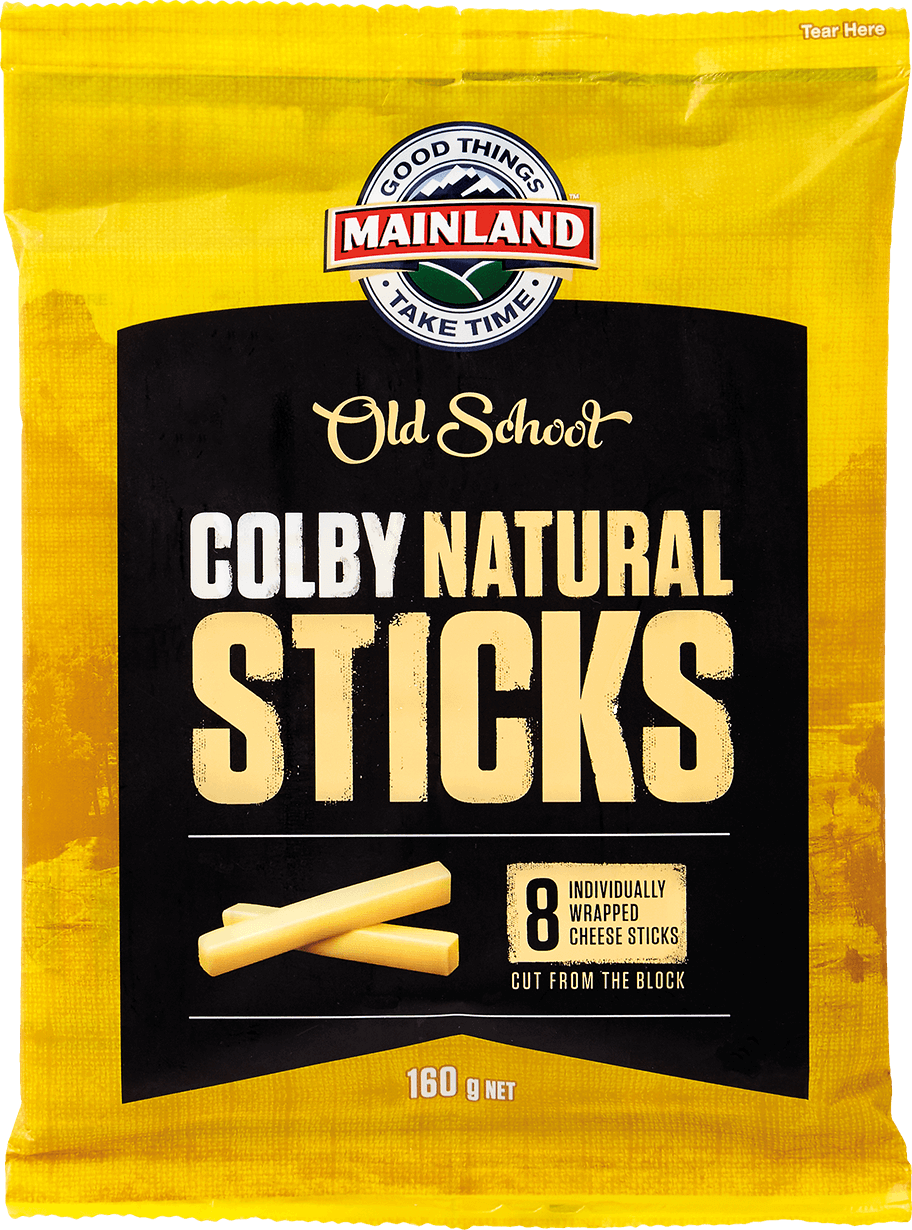 Mainland Colby Cheese Sticks